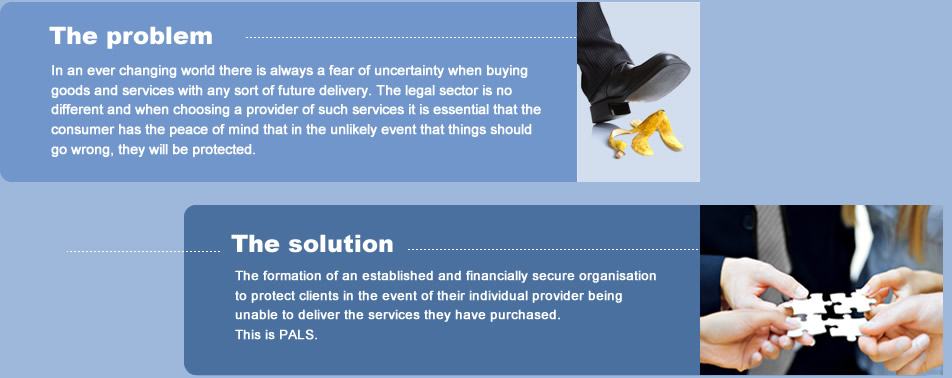 The Problem and the Solution - Protecting Clients